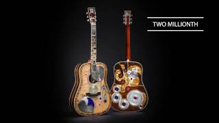 Making Of Martin Guitar's 2 Millionth Mark