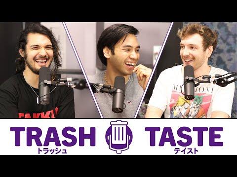 The Worst Anime Podcast Has Arrived   Trash Taste #1
