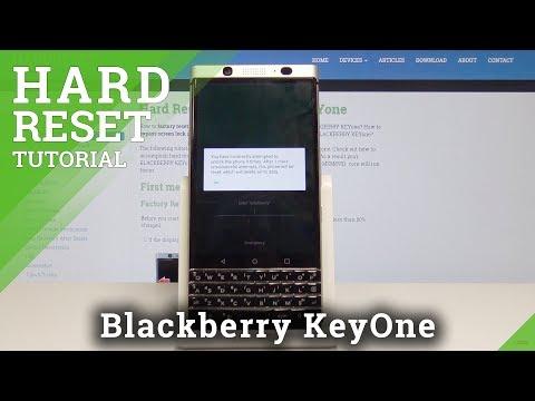 Hard Reset BLACKBERRY KEYone - HardReset info