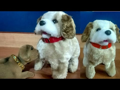Funniest and Cutest Puppies |Funny puppy videos 2019 | Barking Jumping Dog Toy