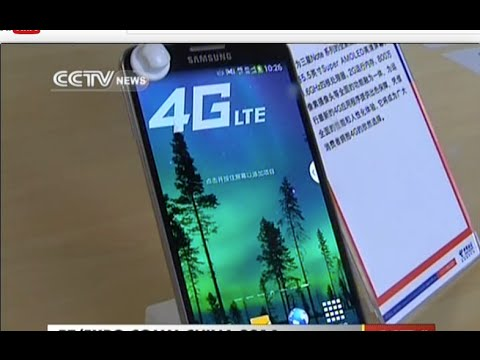 4G technology a hit at Beijing tech conference