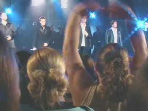Westlife - Queen Of My Heart live