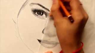 Рисунок карандашом/  Selena Gomez(, 2015-09-15T10:05:30.000Z)