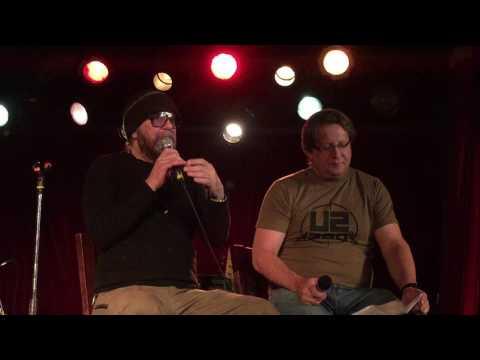 Alan Cross & Daniel Lanois discuss U2's The Joshua Tree a in Toronto