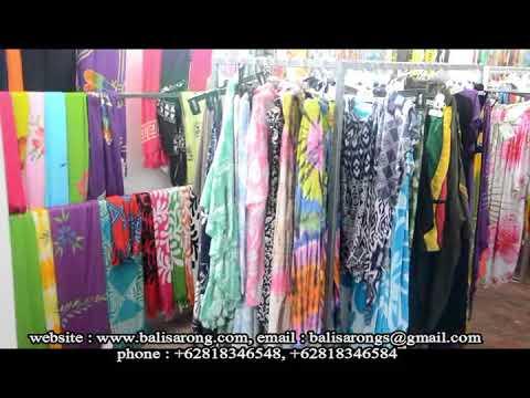 Showroom Bali Sarong