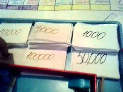 Моя самодельная игра монополия