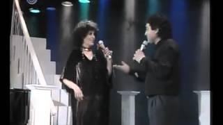"""בועז שרעבי ושושנה דמארי דואט """"לשיר איתך""""- הופעה בערוץ 1"""