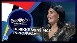 Ulrikke wins MGP in Norway! 🇳🇴 - Eurovision Song Contest 2020