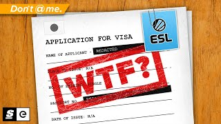 ESL Told Players to Lie at the Border and We Have Proof