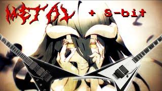 【Intense】 Overlord OP + ED (Clattanoia + L.L.L.) 【Industrial Metal Cover】