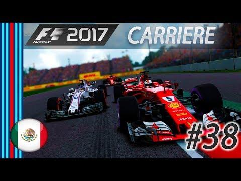 F1 2017 Mode Carrière [FR] PART 38 - Saisir sa chance ?