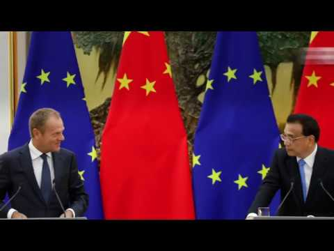 Donald Tusk in China: There is still time to prevent conflict and chaos