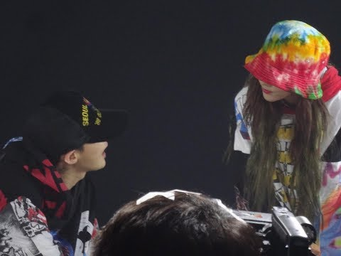 GD Planned To Announce Something But DARA Prevented Him (MOTTE In Manila)