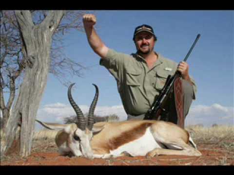 Namibia Hunting Stampriet.wmv