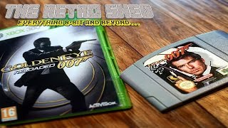 Goldeneye N64 vs Goldeneye 007 Reloaded : The Retro Shed