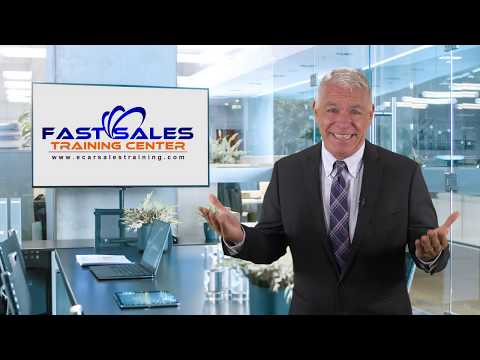 Auto Sales Job Opportunity | Fast Sales Training Center |  Auto Sales Industry