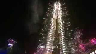 Burj Khalifa Downtown Dubai New Year's Celebrations 2015, Are U Ready?