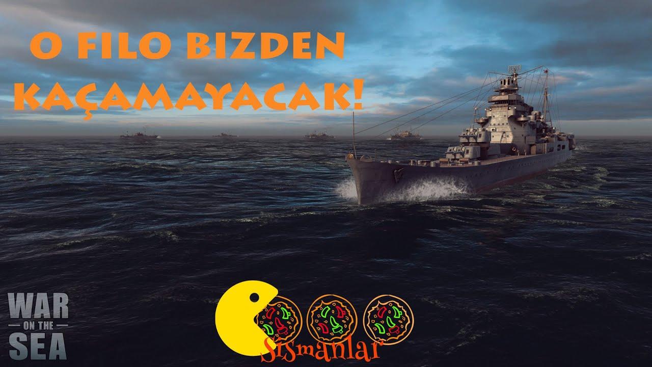 #20 Gökyüzünü Kaplayan Filo    War on the Sea - Japonya Seferi