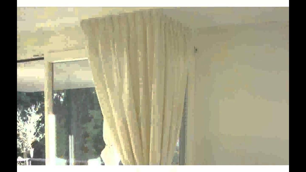 Moderne Vorhänge Wohnzimmer design - YouTube