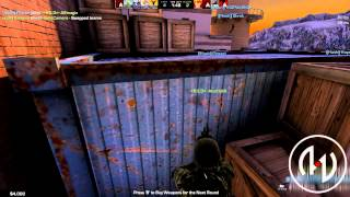 Begone | Fun war |[Hash]| vs -=R.E.D=- (Tower match 09/01/2013)