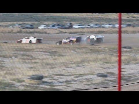 Wild Bill's Raceway IMCA Sport Mod Heat Races 9/7/19