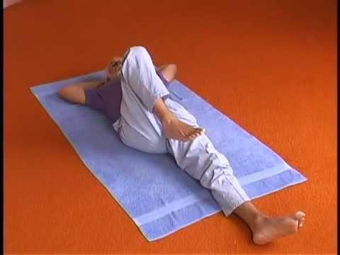 a very slow very easy yoga sun salutation  doovi