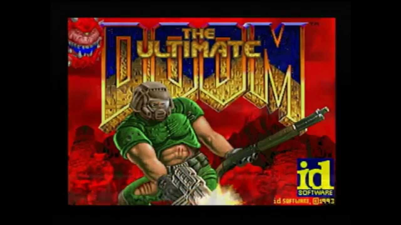 Dreamcast SD Compatible: Ultimate Doom