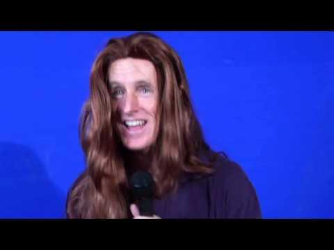 MADMEN Cast John Slattery sings Bye Bye Birdie