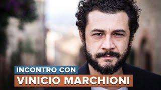 Vinicio Marchioni si racconta a Screenweek!
