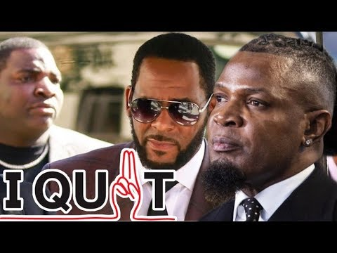 R.KELLY'S CRISIS MANAGER DARRELL JOHNSON QUITS AMID CONTROVERSIAL INTERVIEW ~ DETAILS INSIDE !