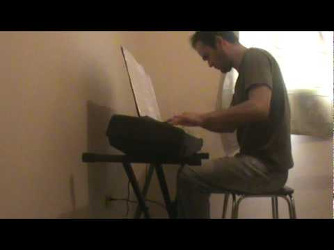 André Pédico plays Chopin. Nocturne  n. 20 Op. Posth in C Sharp Minor. The Pianist - Movie
