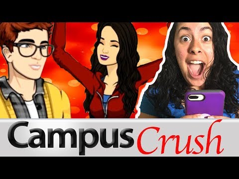 *NEW SERIES* A STRANGER Is Paying For My College Tuition?!? - Campus Crush