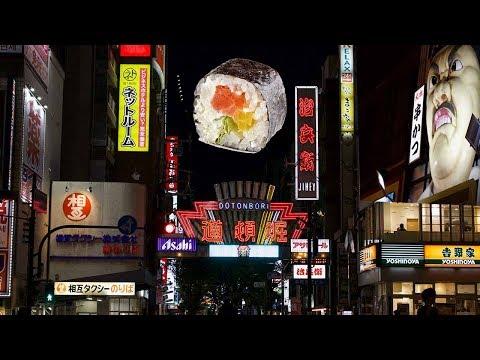 First week in Osaka!