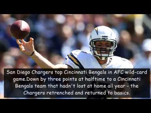 NFL Pro Football Statistics - Philip Rivers