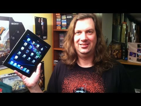 iPad Games - 12 Must Have Titles