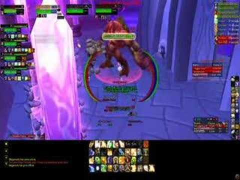 Enigma downs first mini boss of Heroic mech without a tank