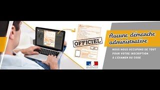 MyEasyCode.fr 1er site de code en ligne avec examen partout en france