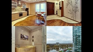 Квартиры в Краснодаре, ул. Кубанская Набережная, евротрешка с дизайнерским ремонтом,  цена 7490000р(, 2015-12-16T16:55:33.000Z)