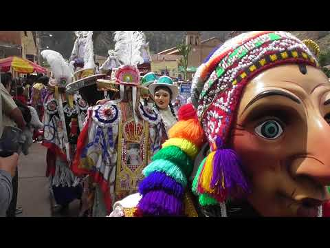 Procesión de la Mamacha Asunta 2017 Coya