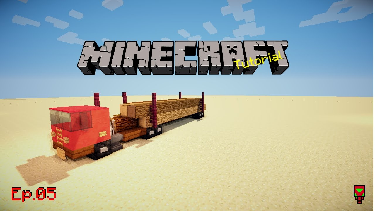 how to get logs with minecraft