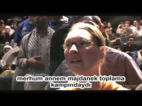 Yahudi Prof Dr  Norman Finkelstein N Yahudi öğrenciye Verdiği Tarihi Cevap