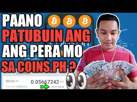 Palakihin natin Laman ng coins ph wallet mo! paano patubuin ang pera mo ng walang ginagawa! 10