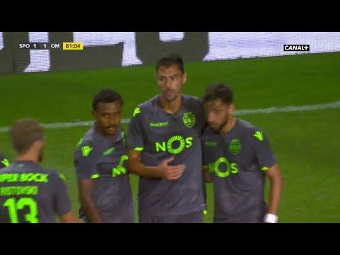 Egalisation de Pinto pour le Sporting Portugal