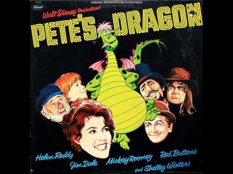Pete's Dragon - It's Not Easy