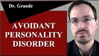 What is Avoidant Personality Disorder? (AVPD)