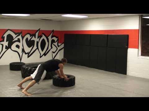 Chest, Shoulders, and Tricepts: Body Weight workout #3
