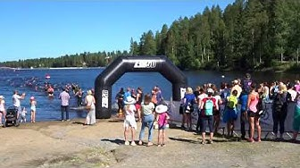Tahko triathlon 2018