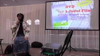 KaMus Perth 24 Juni 2015 Bersama Hj Irene Handono: Menjaga Saudara Muallaf Istiqomah