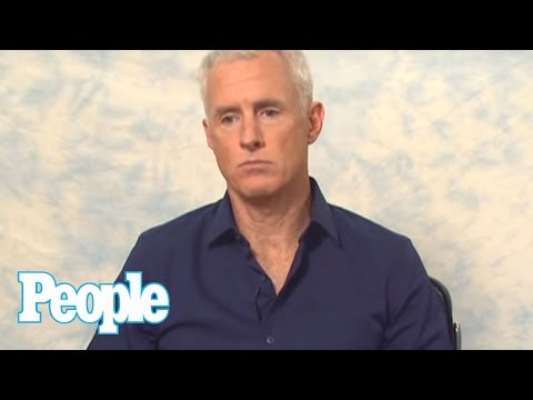 Mad Men's John Slattery Talks Drinking & Smoking at Work  People