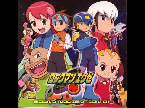 Rockman EXE Sound Navigation 01 OST - T06: Plug-In Rockman (Ver. 1)